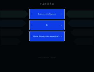 buzines.net screenshot