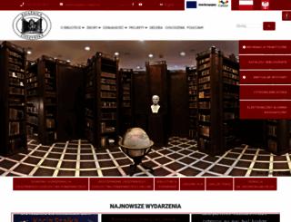 buzkowie.kc-cieszyn.pl screenshot