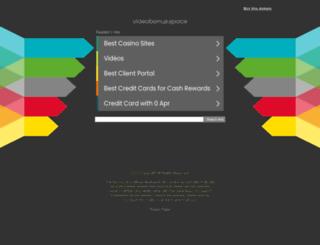 buzsud.videobonus.space screenshot