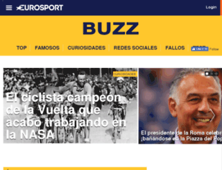 buzz.eurosport.es screenshot