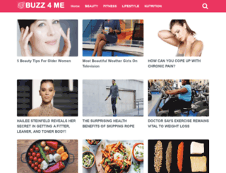 buzz4me.com screenshot