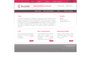 buzzair.pl screenshot