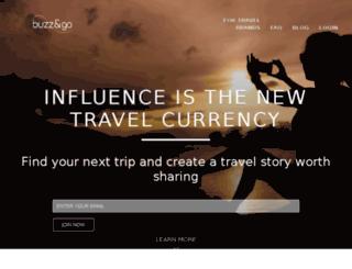 buzzandgo.com screenshot