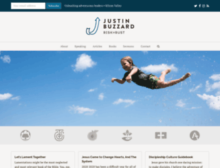 buzzardblog.com screenshot