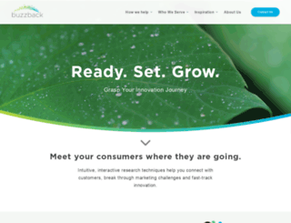 buzzback.com screenshot