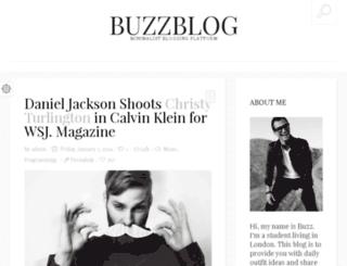 buzzblog.hercules-design.com screenshot