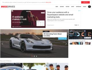 buzzdrives.com screenshot