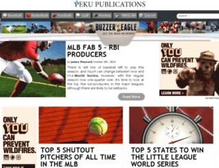 buzzereagle.com screenshot