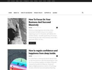buzzfed.net screenshot