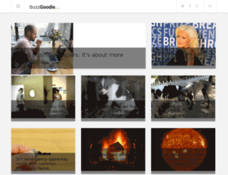 buzzgoodie.com screenshot