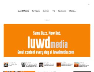 buzzhub.wordpress.com screenshot