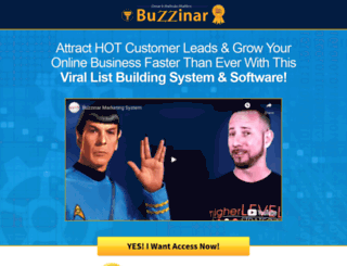 buzzinar.com screenshot