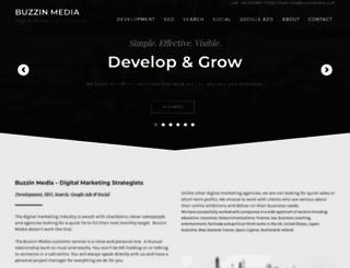 buzzinmedia.co.uk screenshot