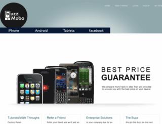 buzzmobo.com screenshot