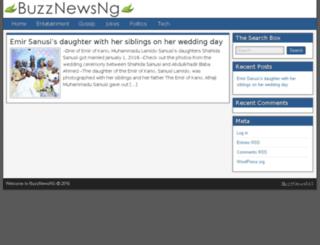 buzznewsng.xyz screenshot
