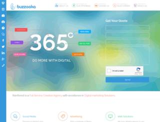 buzzooka.in screenshot