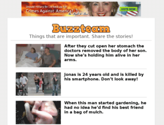 buzzteam.co screenshot