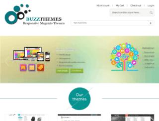 buzzthemes.com screenshot