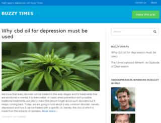 buzzytimes.com screenshot