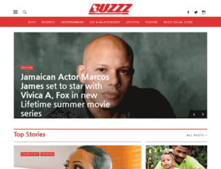 buzzzmagazine.com screenshot