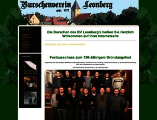 bv-leonberg.de screenshot
