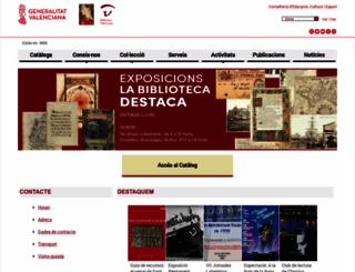 bv.gva.es screenshot