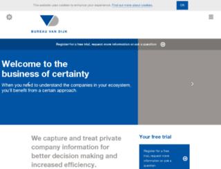 bvdep.com screenshot