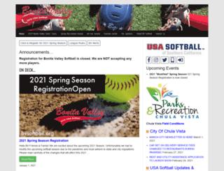 bvgasa.org screenshot