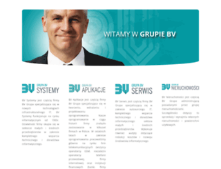 bvgrupa.pl screenshot