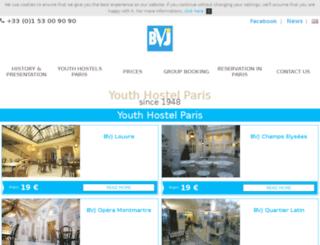 bvjhotel.com screenshot