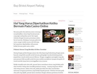 bvpbristolairportparking.com screenshot