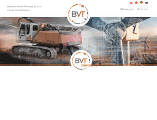 bvt.com.pl screenshot