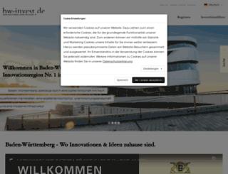 bw-fairs.de screenshot