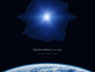 bwave.co.jp screenshot