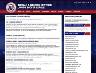 bwnyjsl.org screenshot