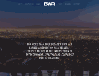 bwr-pr.com screenshot