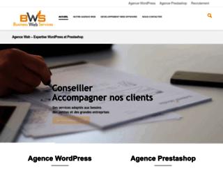 bws-agenceweb.fr screenshot