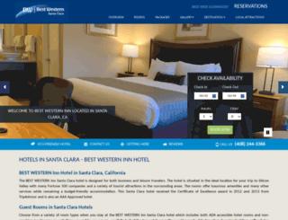 bwsantaclara.com screenshot