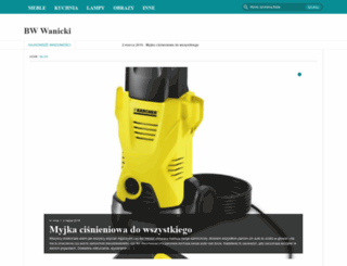 bwwanicki.pl screenshot
