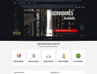 byarca.com.br screenshot