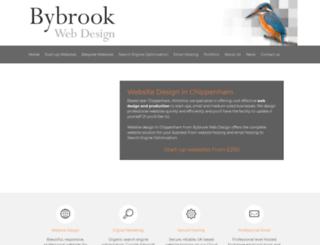 bybrook.co.uk screenshot