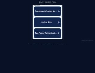bybygames.com screenshot