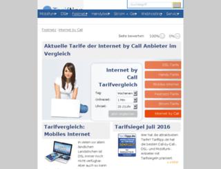 bycall24.de screenshot