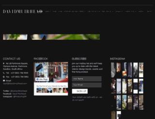 bydavidmuirhead.com screenshot