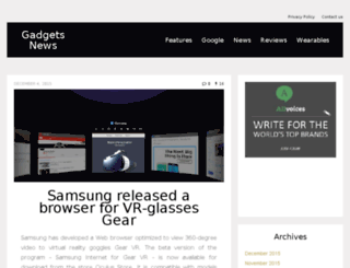 byebyegadgets.com screenshot