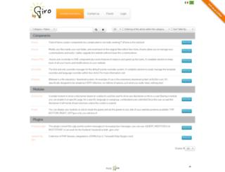 bygiro.com screenshot
