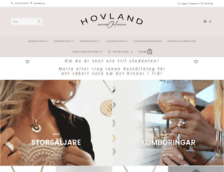 byhovland.com screenshot