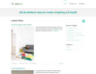 bykiki.se screenshot