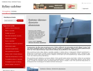 bylinyozdobne.com screenshot