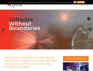bynx.com screenshot